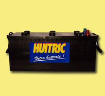 Batterie Huitric